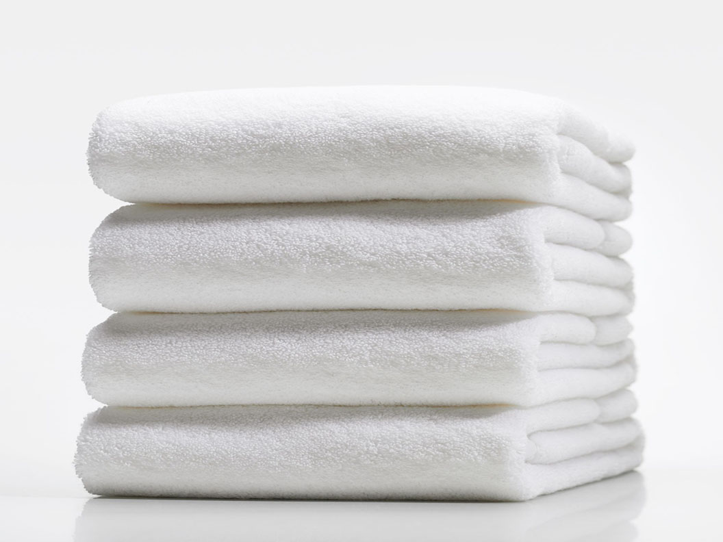 how to get the smell out of bath towels